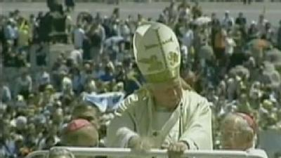 Local Catholics Celebrate Late Pope's Beatification