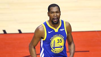 Report: KD declines option with Warriors