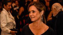 Adriana Esteves rouba cena em chamada de 'Segundo Sol'