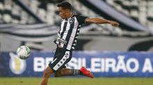 Davi Araújo vive 'sonho' no Botafogo: 'Sensação inexplicável'