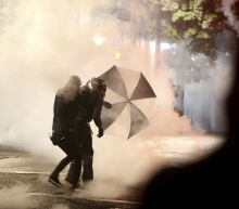 Police: Violence at Portland protest escalates to firebombs