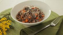 Mother's Day Menu: Easy Red Wine Risotto with Short Ribs