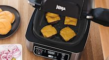 'Love this grill': Amazon shoppers are raving about thie Ninja Foodi 4-in-1 Indoor Grill — and it's on sale!