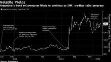 Argentina Gets IMF's Seal of Approval to Hit Bondholders Hard
