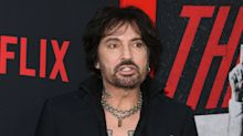 Tommy Lee riles up 'Trumpsters' with political message about what will happen when liberals regain the White House