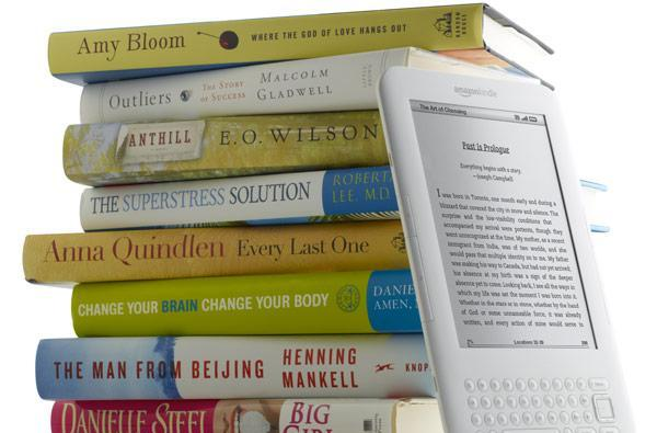 Kindle Library Lending will let you take books out on your e-reader or Kindle app, launching in US this year