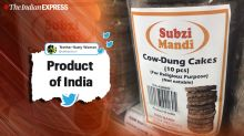 'For religious purpose': Cow dung cakes hit the shelves at New Jersey store for Rs 215