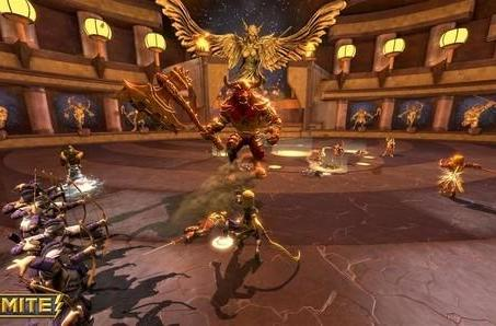 Gamescom 2013: SMITE's latest god, new game mode, and Tencent partnership