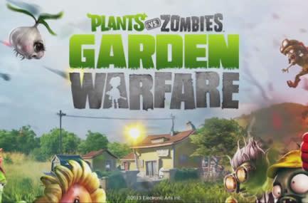 PvZ Garden Warfare digs up 'Gardens & Graveyards' mode
