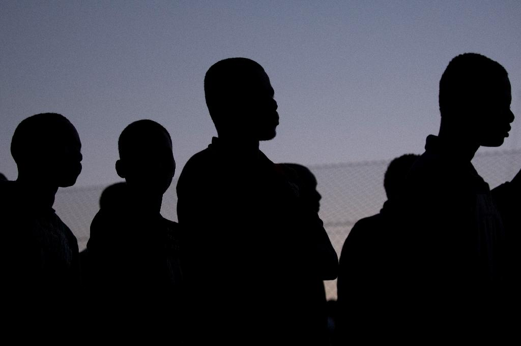 Migrants who arrive in Spain by boat are usually initially detained in police facilities for identification and processing before being sent to an immigration detention centre while their asylum claim is processed