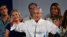 Pinera, Guillier to contest runoff in Chile election
