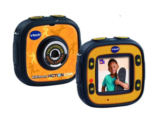 Toy Action Cam Lets Kids Shoot Their Pint Sized Stunts