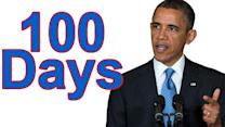 100th day of Obama's second term