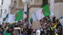 Thousands Rally in Algiers Against Interim President and New Government