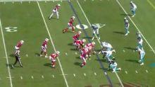 Foot US - NFL - NFL (4e j.) : les temps forts de Carolina Panthers-Arizona Cardinals en vidéo