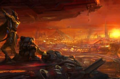 Starcraft 2: Legacy of the Void to debut as standalone game