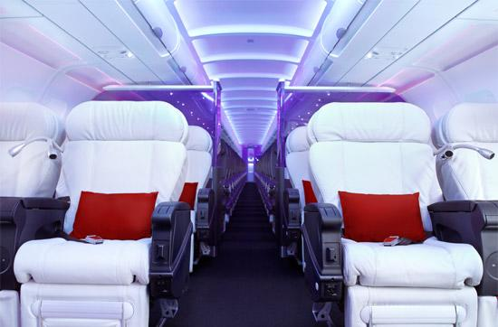 Virgin America and Google gift flyers with free WiFi for the holidays