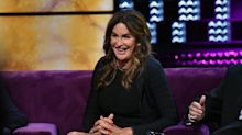 Caitlyn Jenner has 'Mrs Brown's' audience in stitches with rude joke