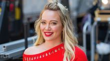 Hilary Duff's latest look featured an $8 face mask and a $5,400 Chanel bag