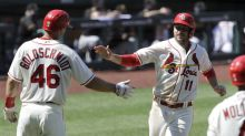Wainwright pitches strong 6 innings, Cards beat Pirates 9-1