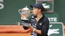 Barty named Aust sports woman of the year