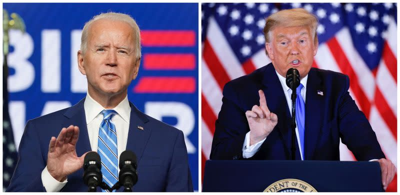 Nearly 80% of Americans say Biden won White House, ignoring Trump's refusal to concede: Reuters/Ipsos poll