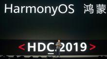 Huawei apresenta sistema operacional para competir com Android