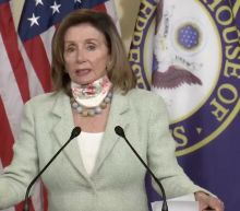 Pelosi calls on Trump to 'take responsibility' for coronavirus response