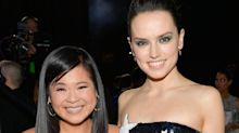 Kelly Marie Tran and Daisy Ridley highlight social media's dangers —and they're not wrong