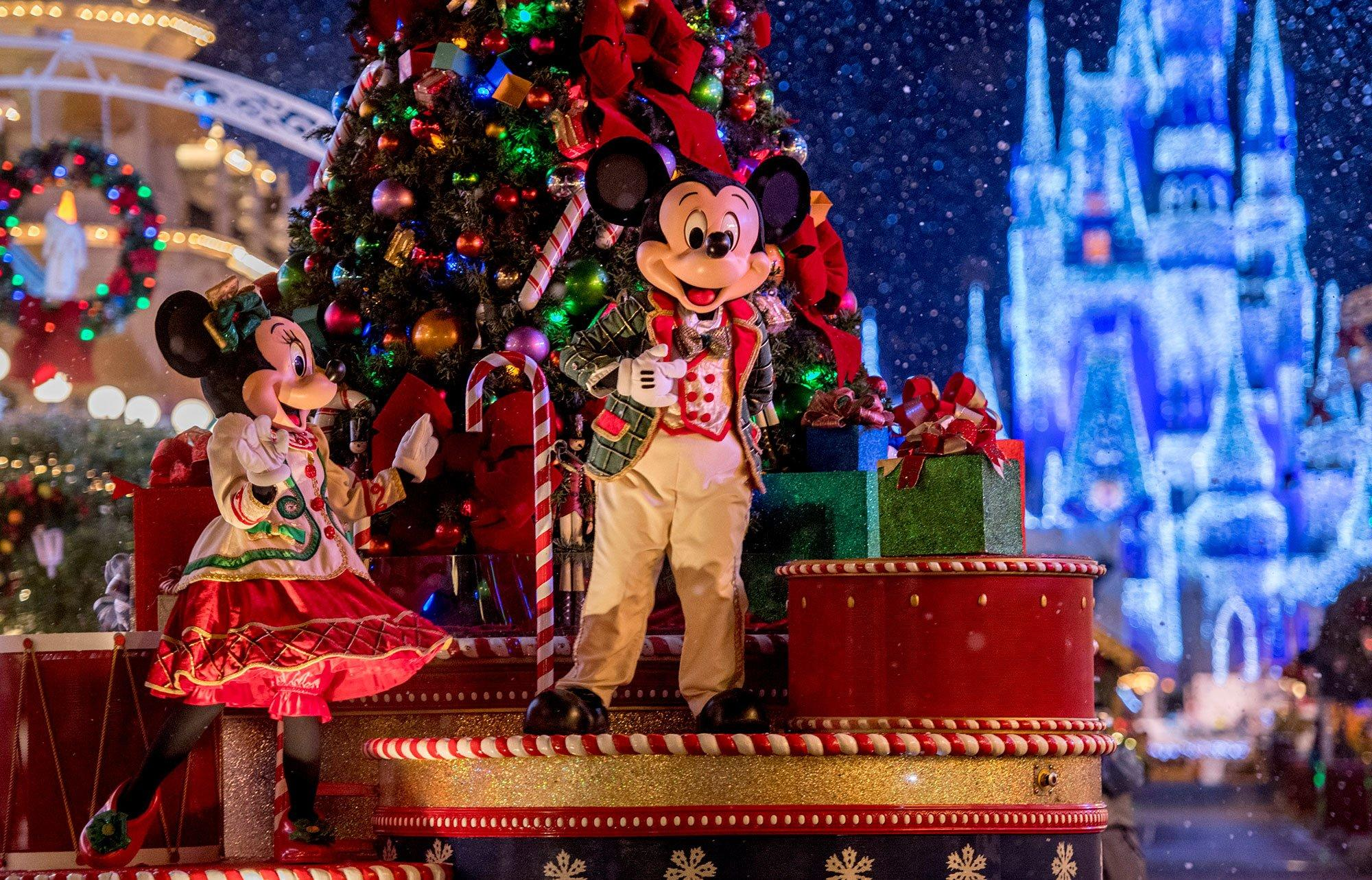 Tickets to Spend Christmas at Disney