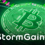 Mine Crypto with StormGain's Free Cloud Mining Service