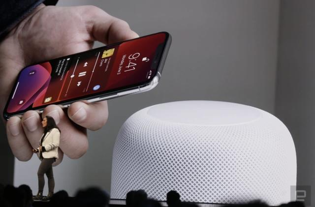 HomePod update adds multi-user support and music handoffs