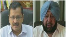 Kejriwal, Amarinder Singh in war of words on Twitter over farm bills passed by Punjab assembly