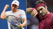 Millman and Federer on sumptuous collision course