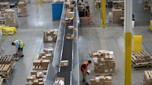 Amazon's $3,000 Signing Bonuses Irk Workers Who Got $10 Coupons