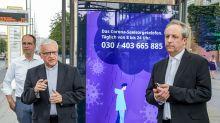 Corona-Krise: Berliner Kirchen starten Kampagne für Seelsorgetelefon