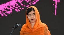 Malala Yousafzai says 'educated girls have the power to transform our world' in charity speech