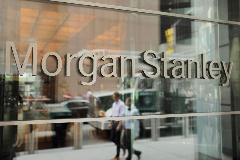 Morgan Stanley leans on wealth management to beat estimates