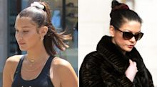 8 Celebrities Wearing Scrunchies, Because '90s Forever