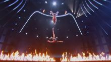 Terrifying fall on 'America's Got Talent' has everyone freaking out