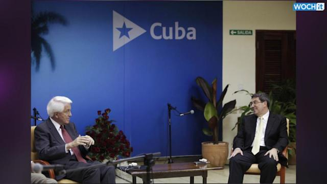 Senator Criticizes Chamber Of Commerce's Cuba Trip