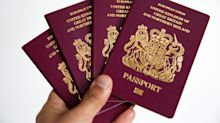 British man banned from travelling abroad because his name is 'too rude' for passport