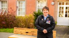Community hero honoured by National Lottery for supporting elderly veterans in pandemic