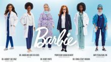 Mattel Once Again Says #ThankYouHeroes by Supporting First Responders Children's Foundation and Honoring Global Frontline Medical Workers with One-of-a-Kind Barbie Dolls