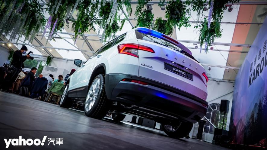 熊熊家族終於到齊?2021 Škoda Karoq黑熊特仕版正式上市! - 3
