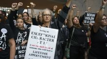Capitol Hill protests mark rising wave of Kavanaugh opposition