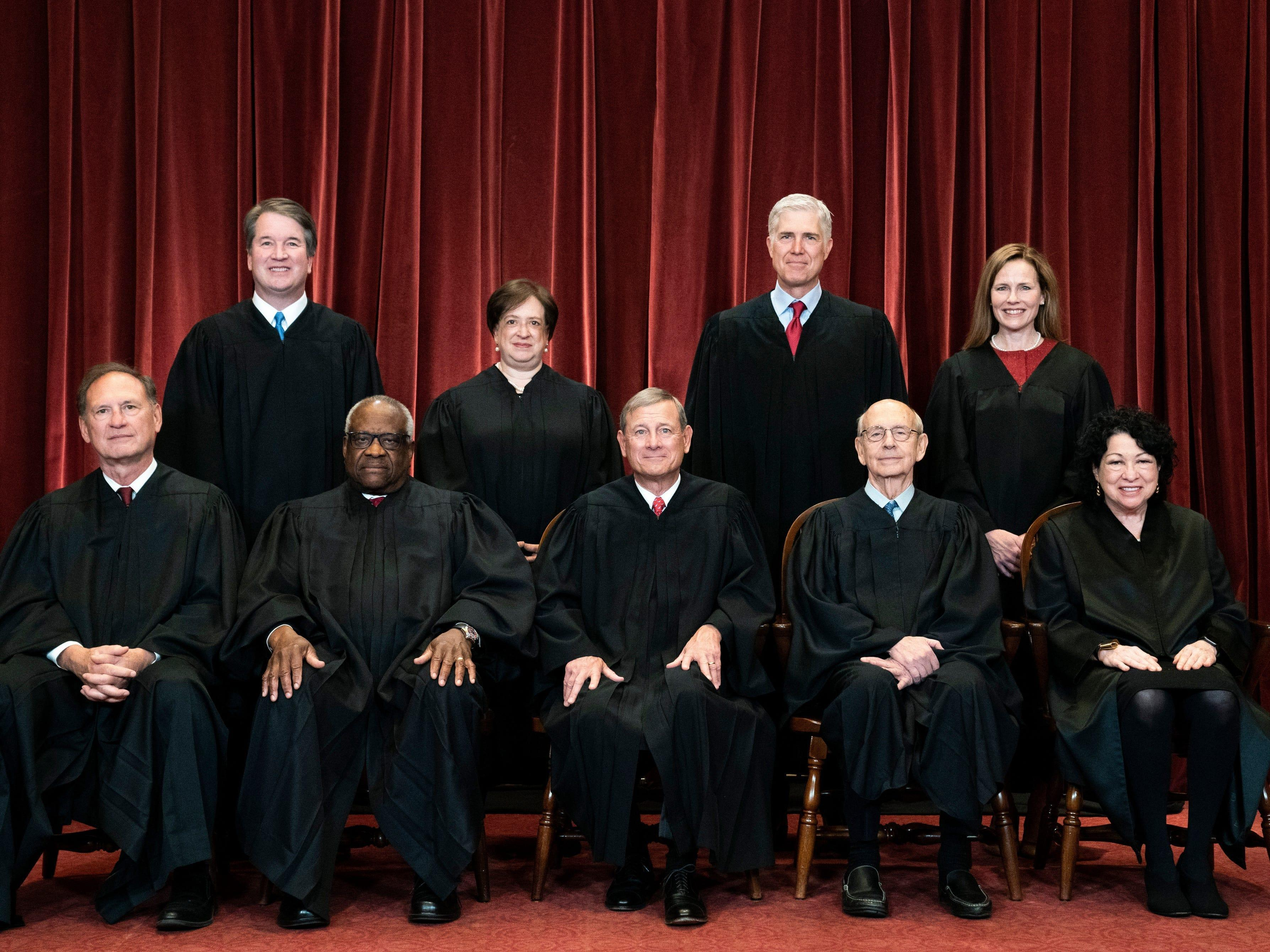 We're watching the implosion of the Supreme Court in real time