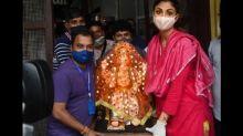 Ganesh Chaturthi 2020: Shilpa Shetty, Neil Nitin Mukesh Bring Bappa Home Amid Lockdown