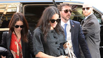 Meghan Markle's NYC baby shower: A breakdown of the celebrity guest list