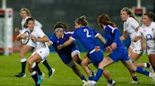England edge France in Lille after match abandoned due to floodlight failure